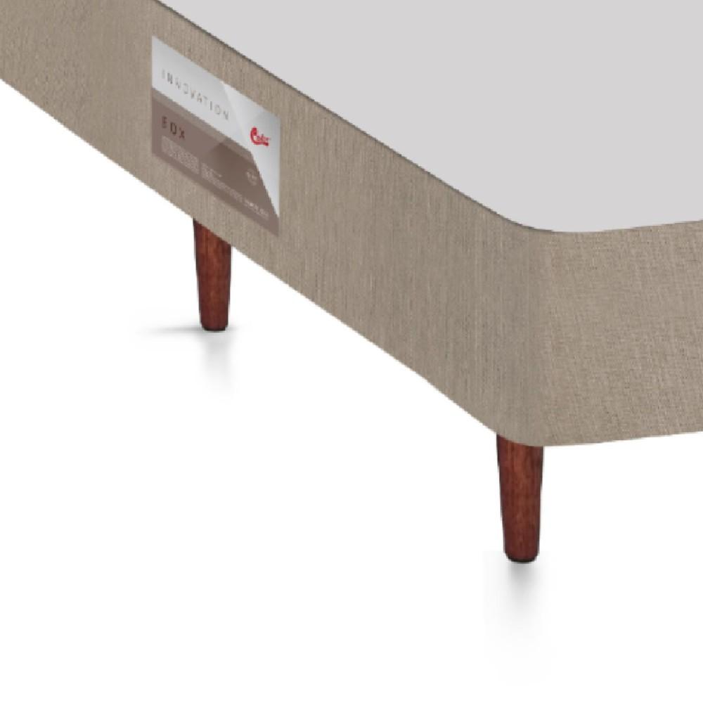 Cama Box Solteiro Castor Innovation 96x203x27cm