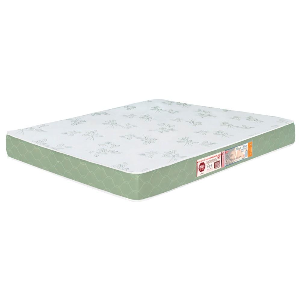 Colchão Casal De Espuma Sleep Max D33 138x188x25
