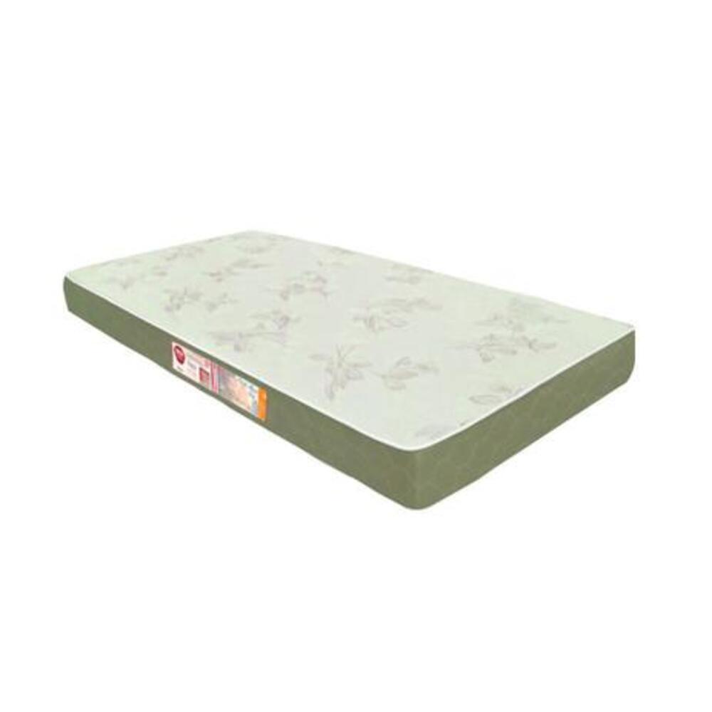Colchão Solteiro De Espuma Sleep Max D33 88x188x18cm