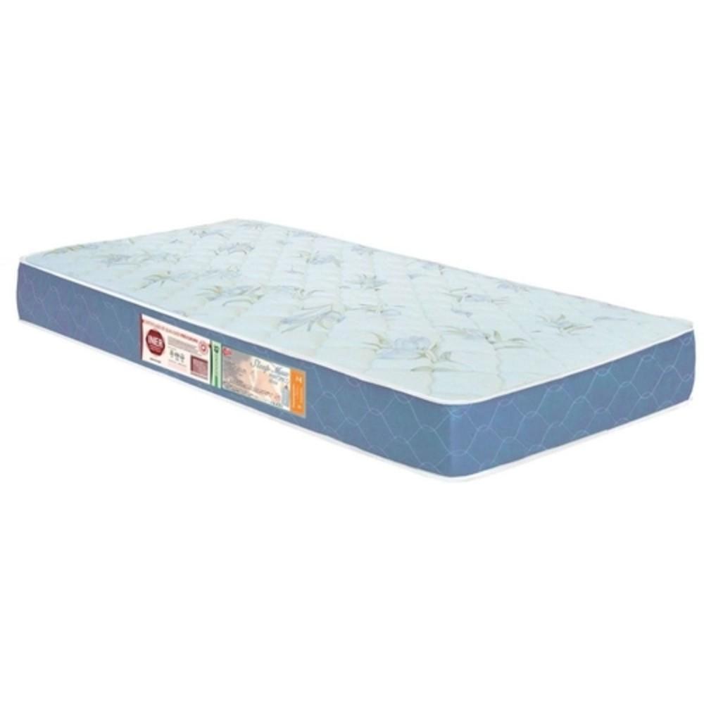 Colchão Solteiro De Espuma Sleep Max D45 88x188x18cm