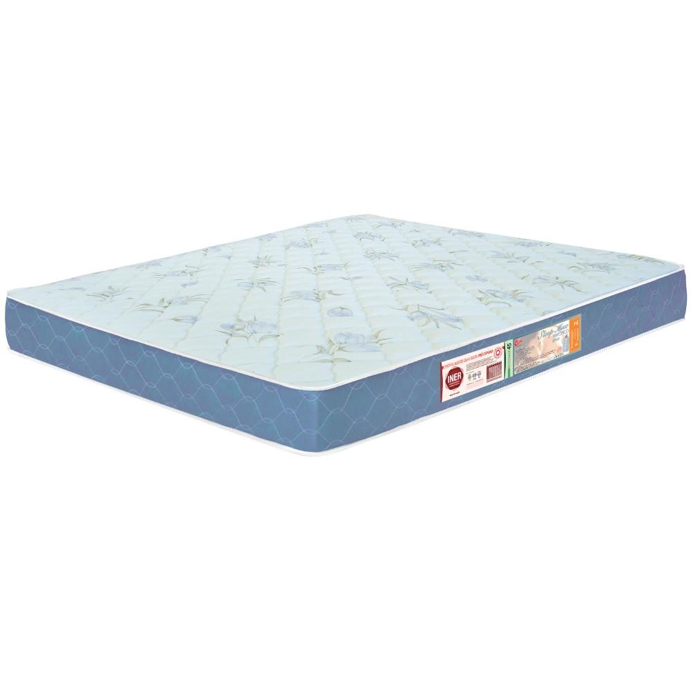 Colchão Queen De Espuma Sleep Max D45 158x198x25