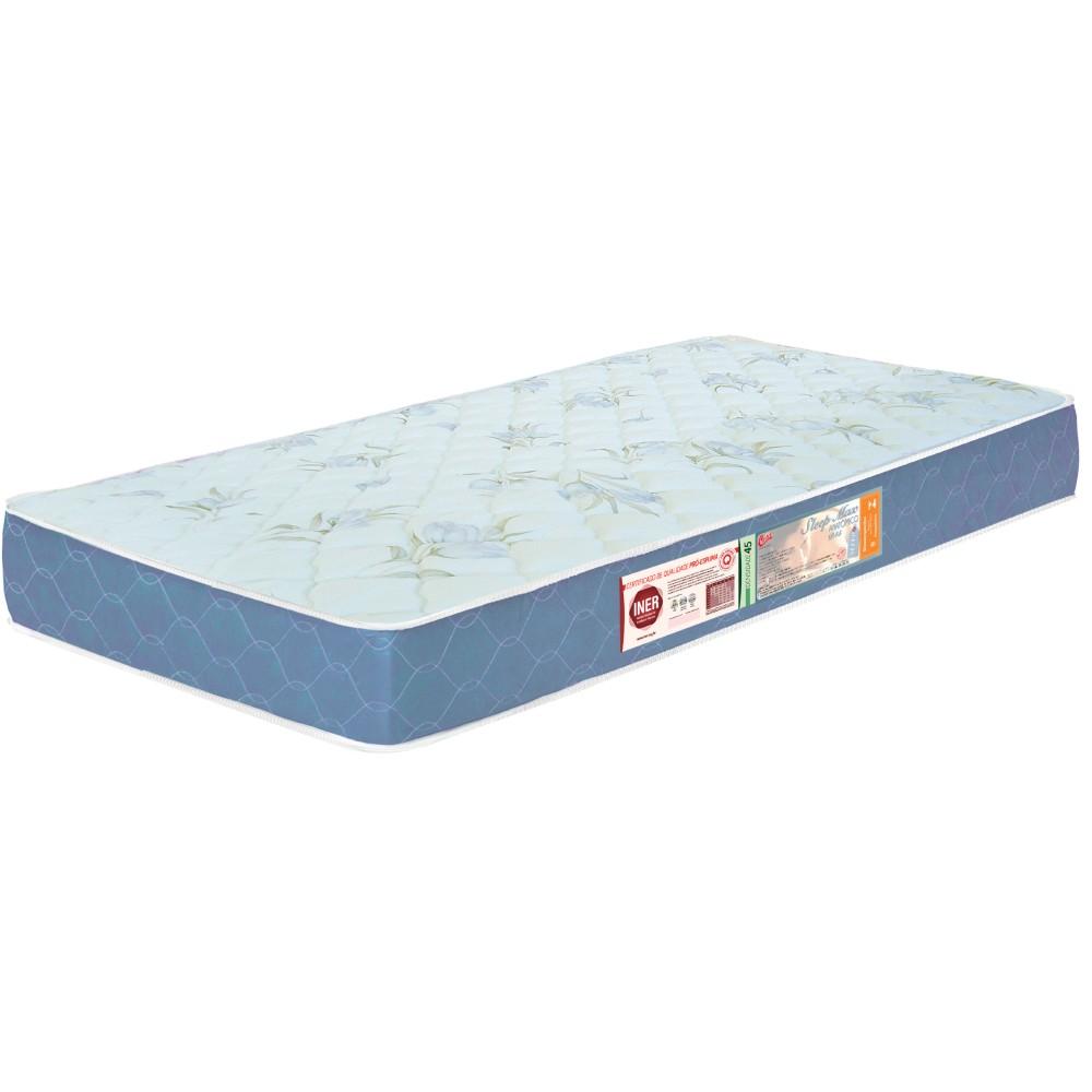 Colchão Solteiro De Espuma Sleep Max D45 88x188x25cm