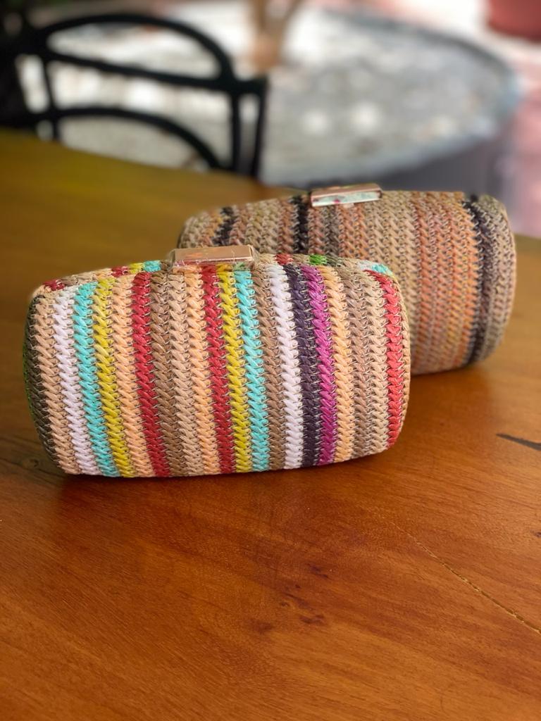 Clutch Linho Colors