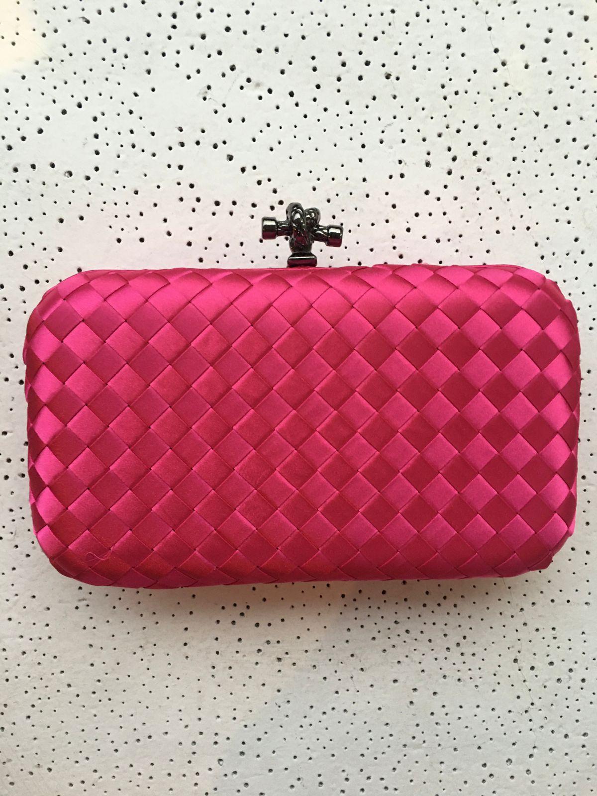Clutch Tressê Pink