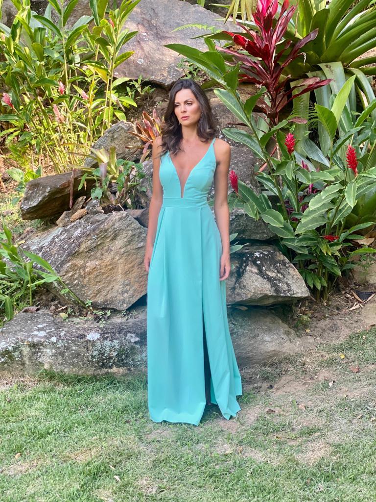 Vestido Acapulco Menta