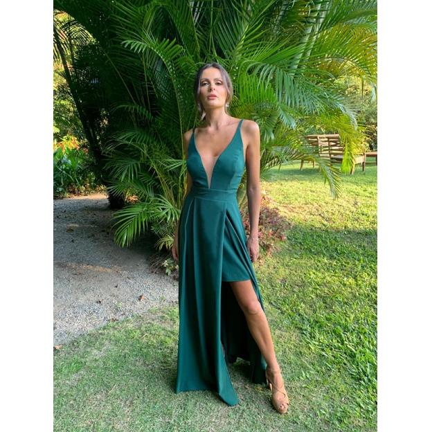 Vestido Acapulco Verde