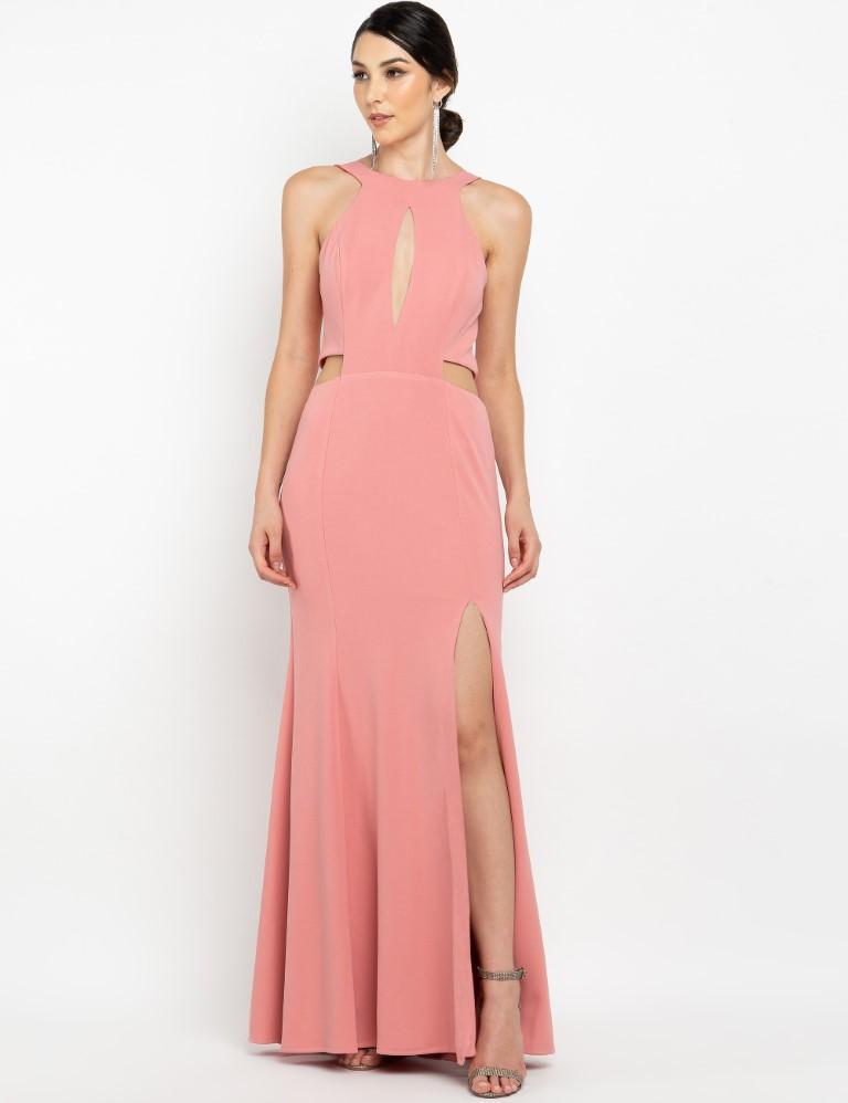 Vestido Arraial Rosé