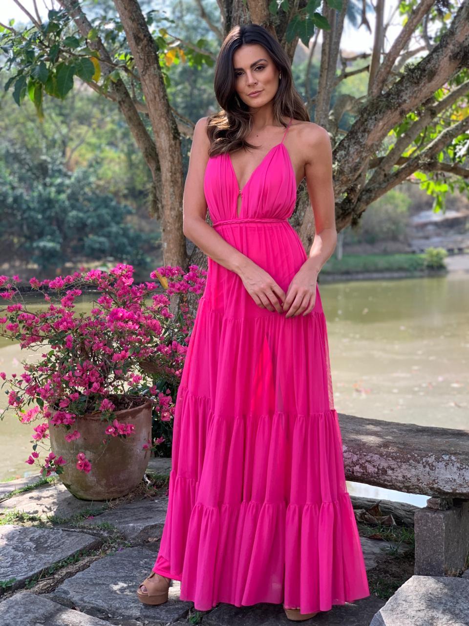 Vestido Bali Pink