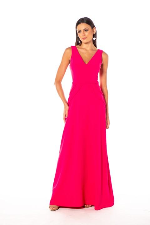 Vestido Barcelona Pink