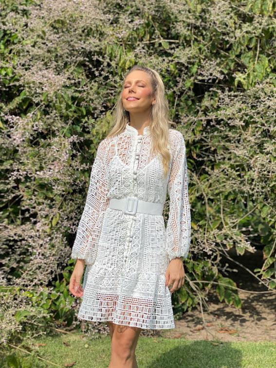 Vestido Camaçari Branco