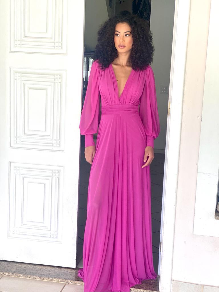 Vestido Cannes Pink