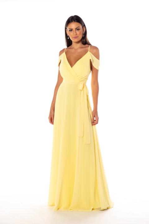 Vestido Chicago Amarelo