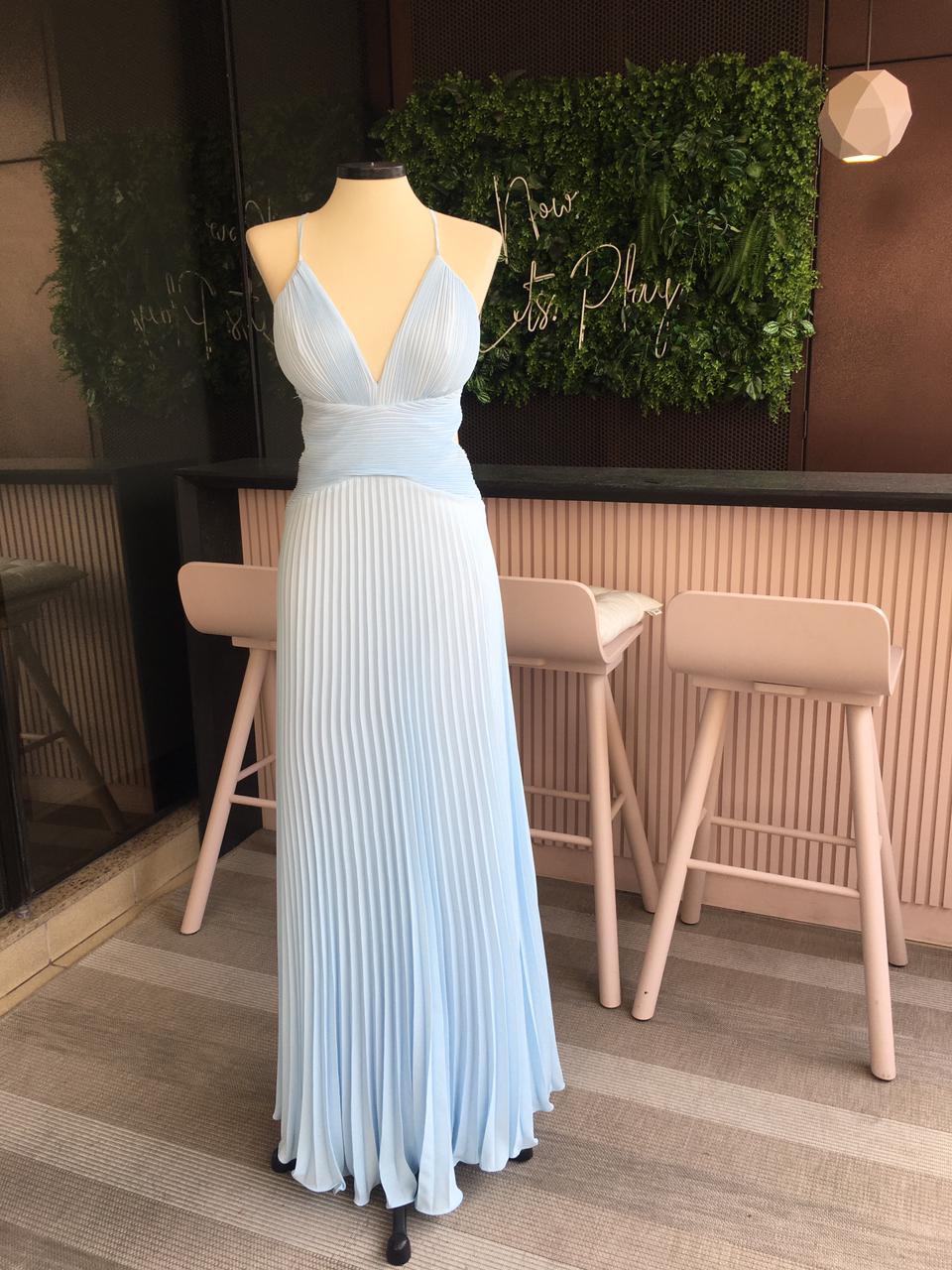 Vestido Córdoba Azul Serenity
