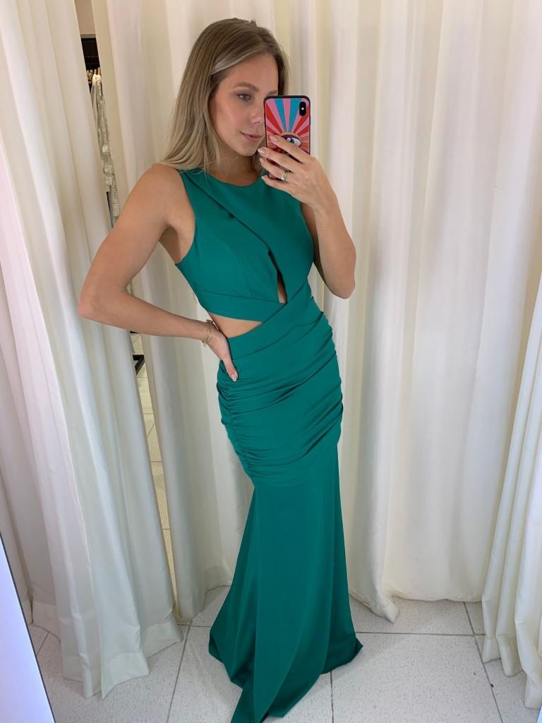 Vestido Denver Verde