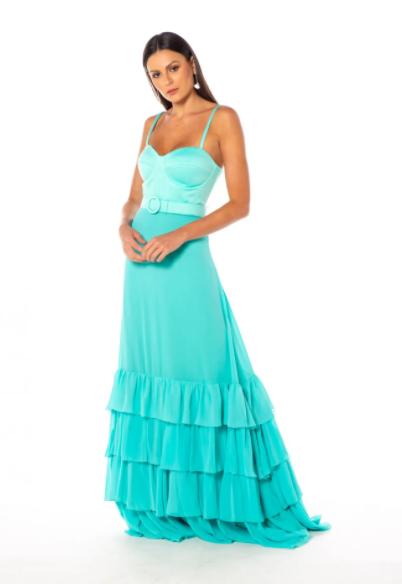 Vestido Holanda Tiffany