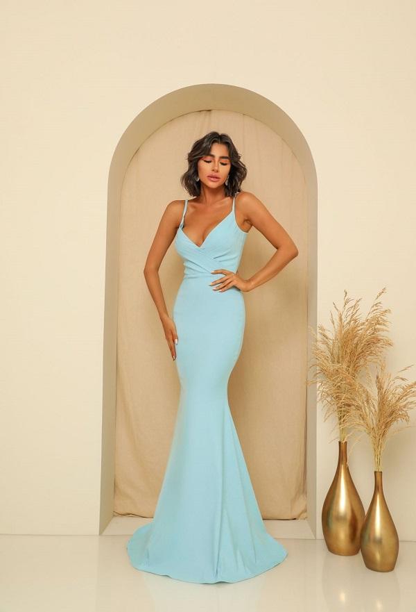 Vestido Ibiza Azul Serenity