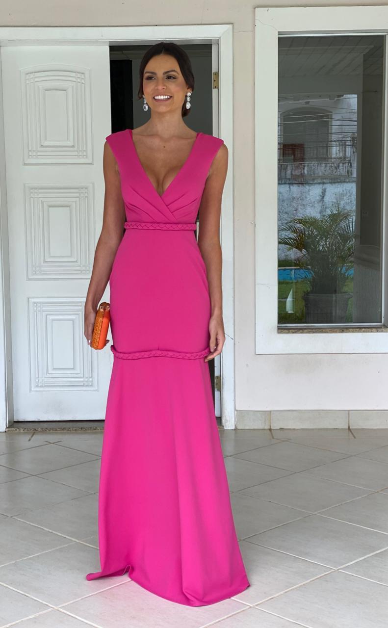 Vestido Ibiza Pink