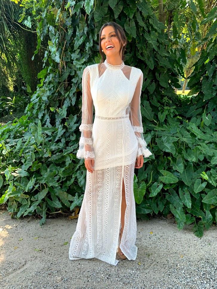 Vestido Itacaré branco