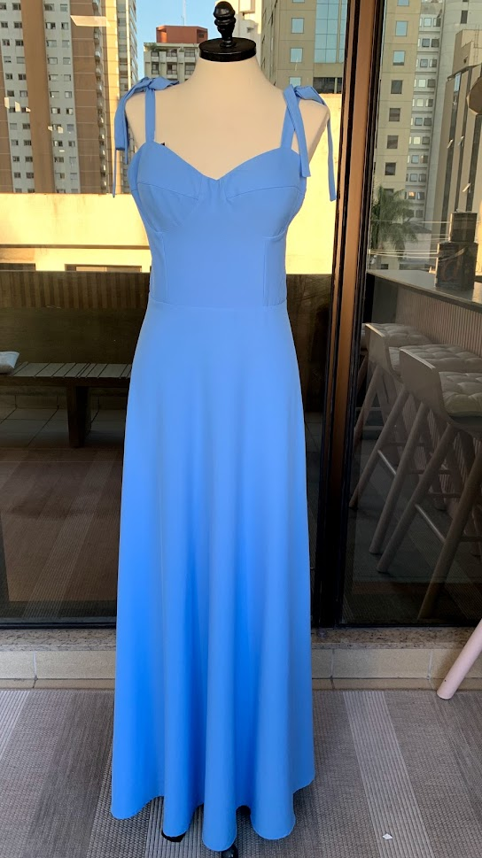 Vestido Jamaica Azul Serenity