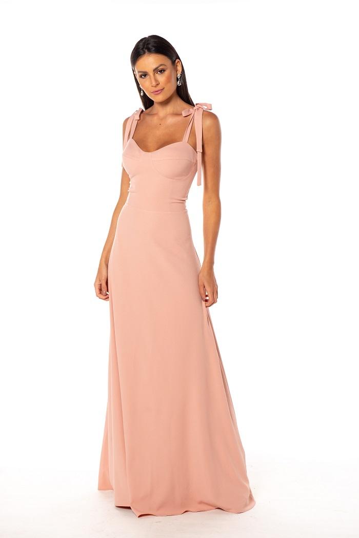 Vestido Jamaica Rosé