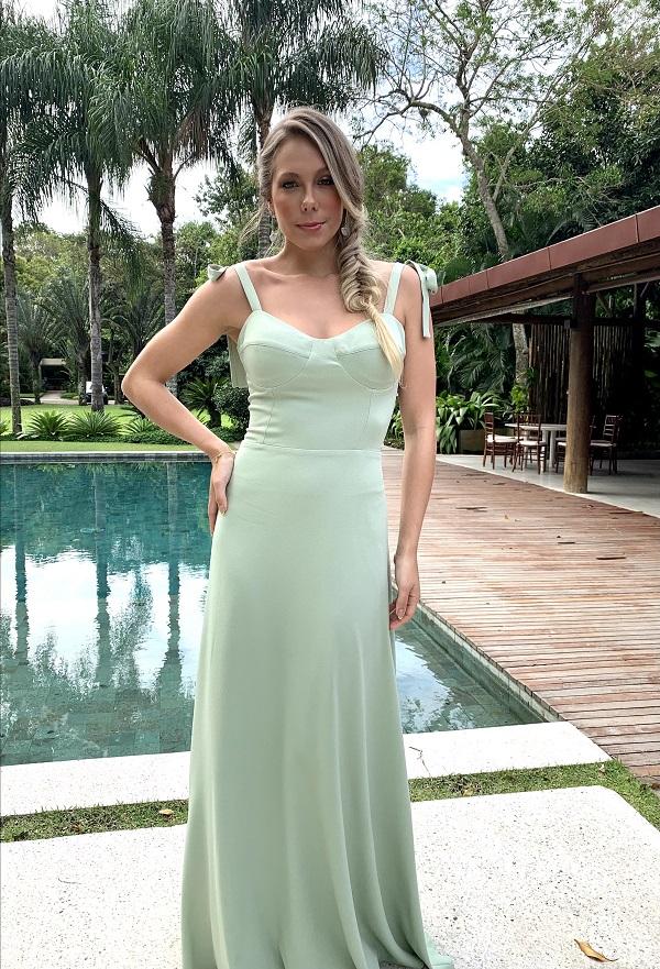 Vestido Jamaica Verde Oliva