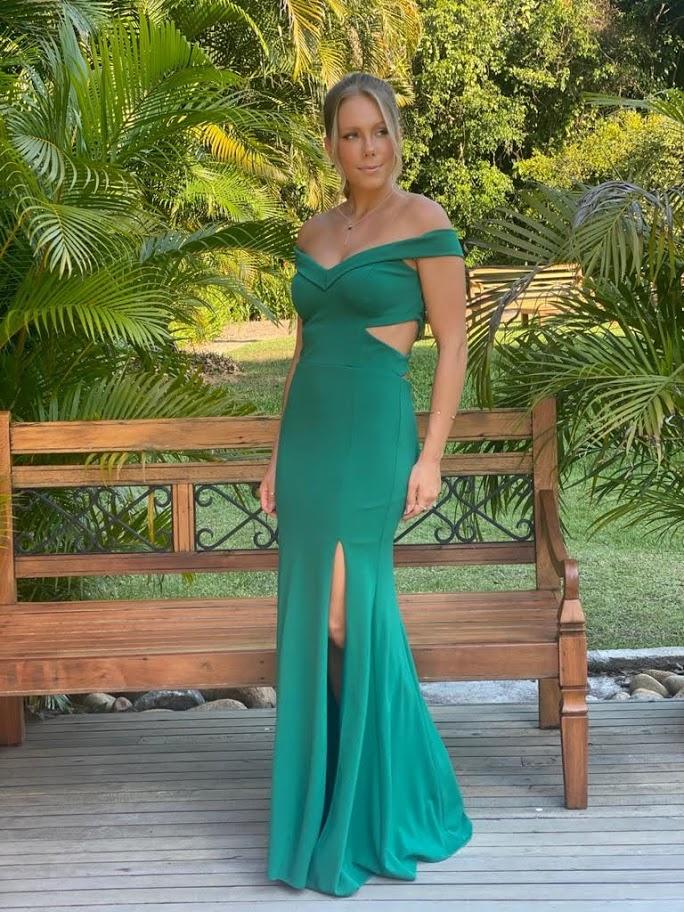Vestido Malibu Verde