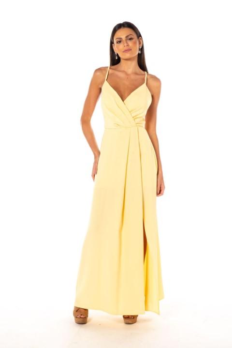 Vestido Manhattan Amarelo