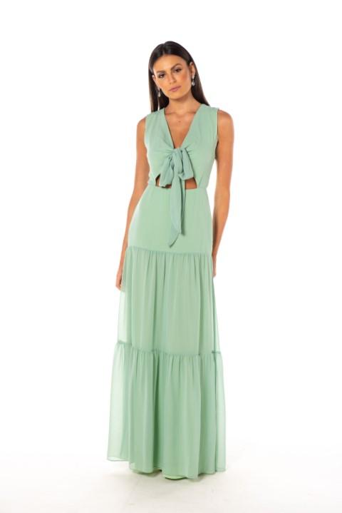 Vestido Miami Verde Menta