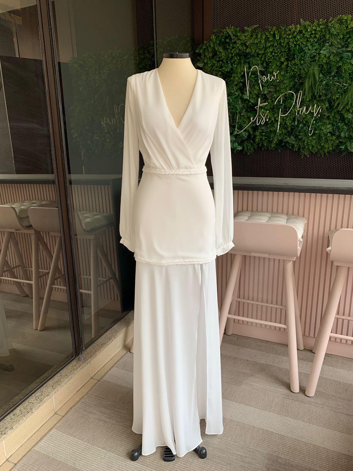 Vestido Minas Gerais Branco
