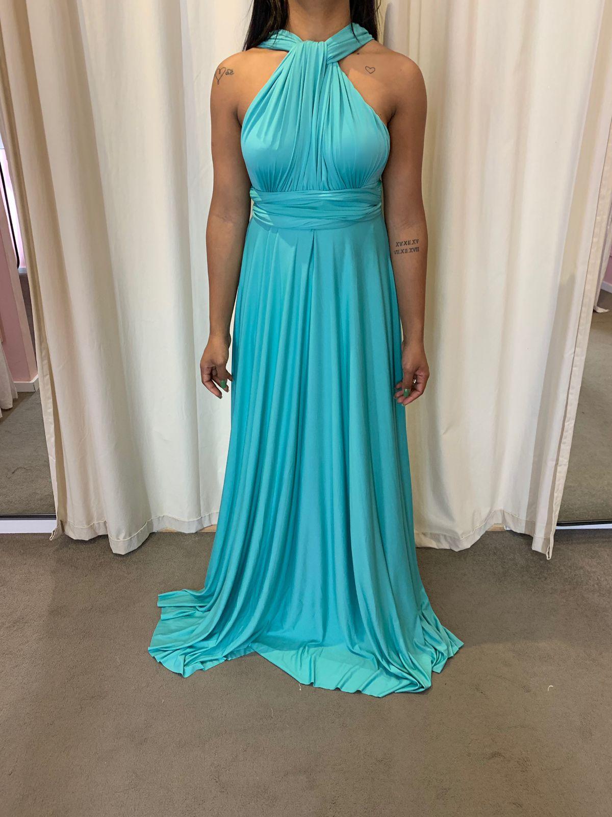 Vestido Multiformas Malha Tiffany II