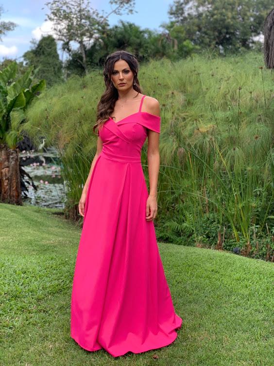 Vestido Nicarágua Pink
