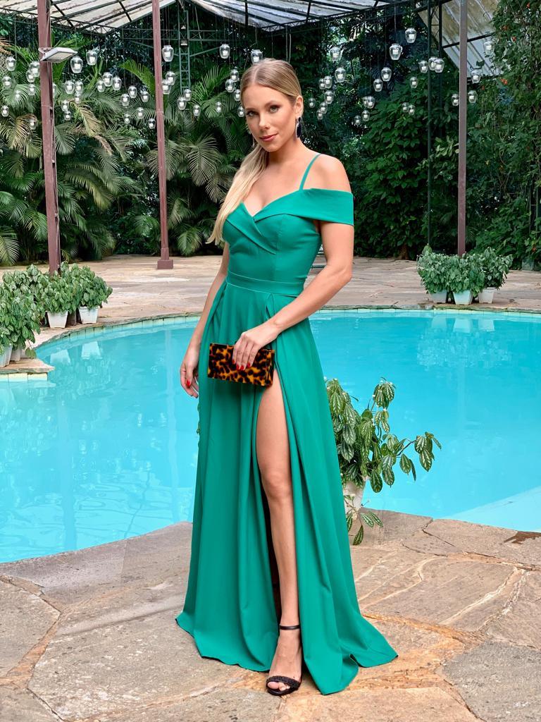 Vestido Nicarágua Verde