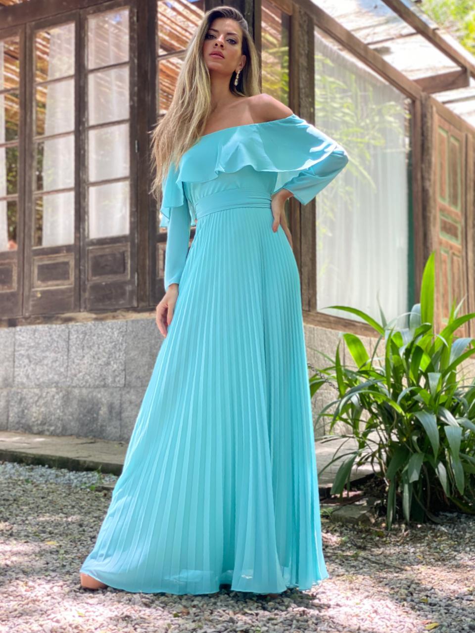 Vestido Nova york Tiffany