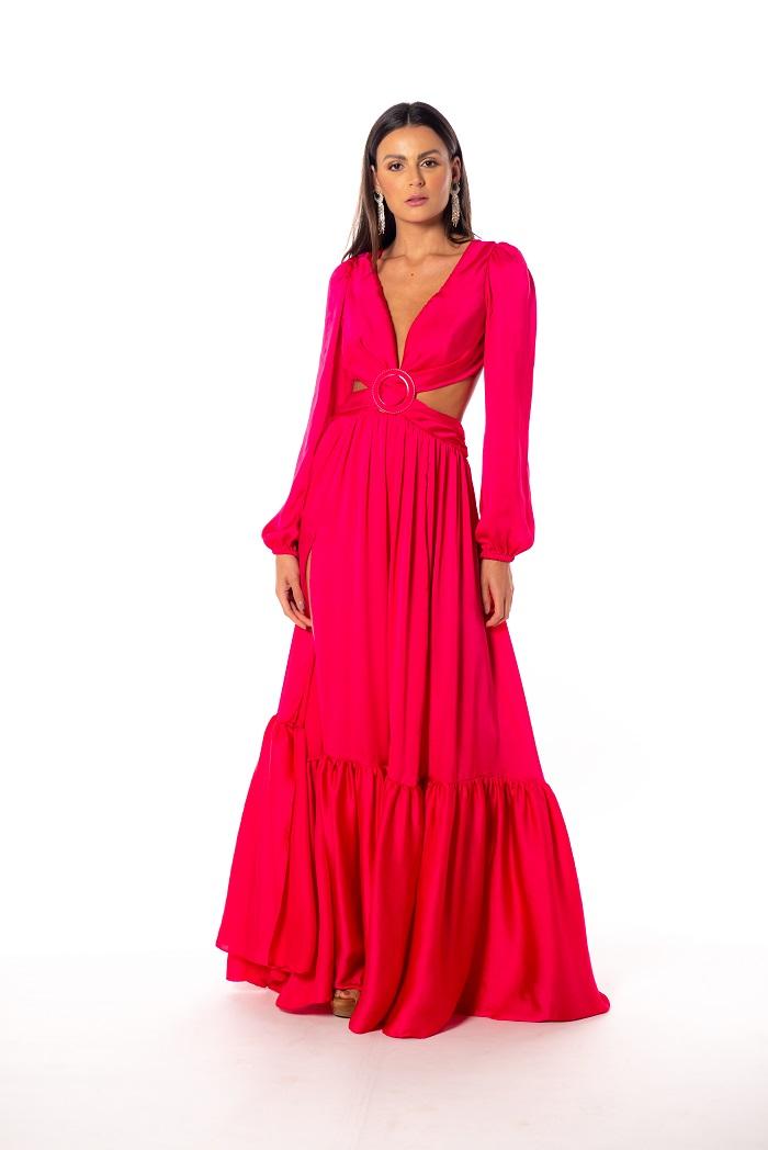 Vestido Rússia Pink II