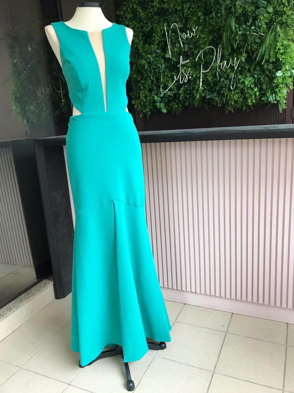 Vestido San Andres Verde