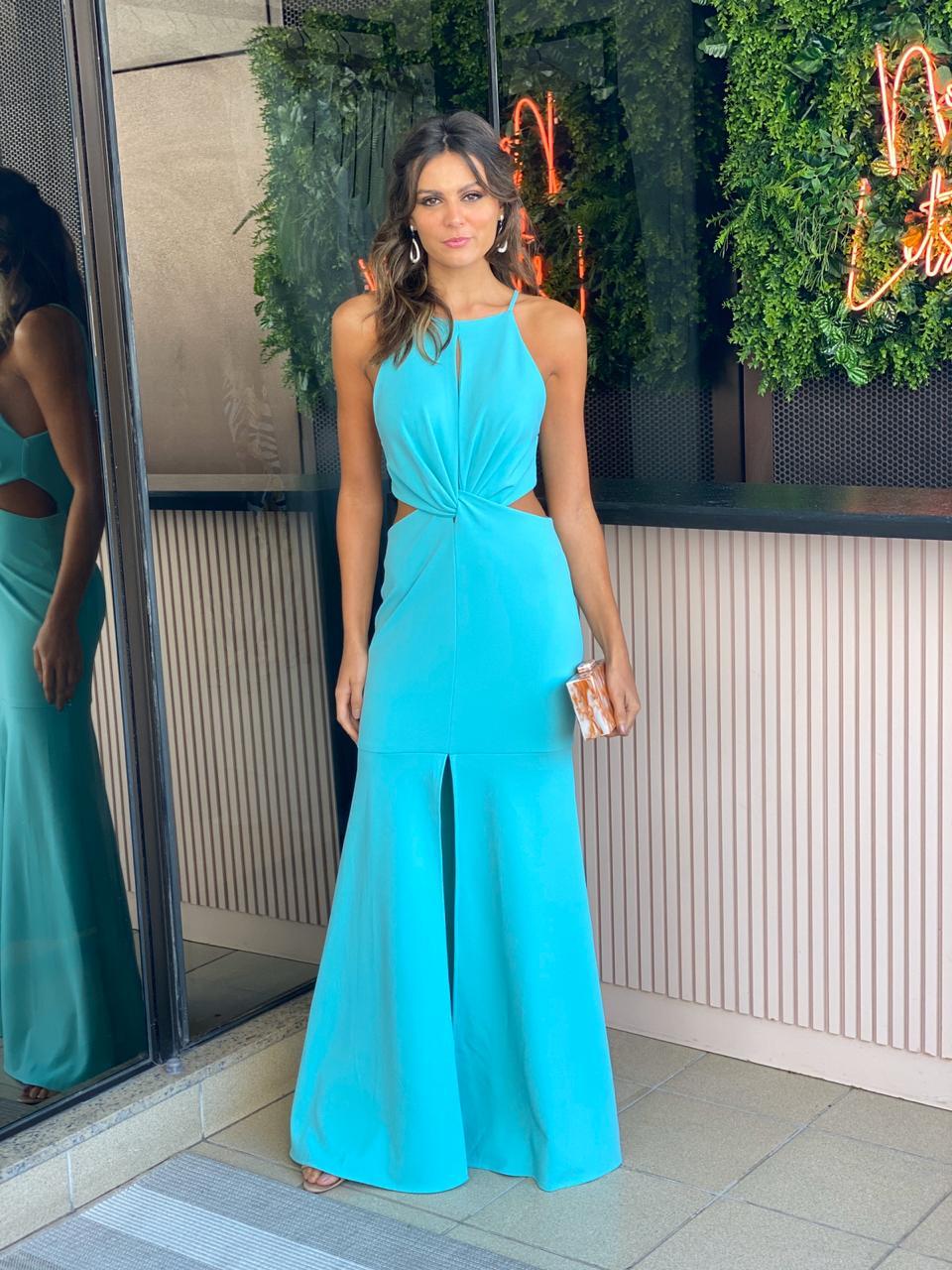 Vestido São Paulo Tiffany