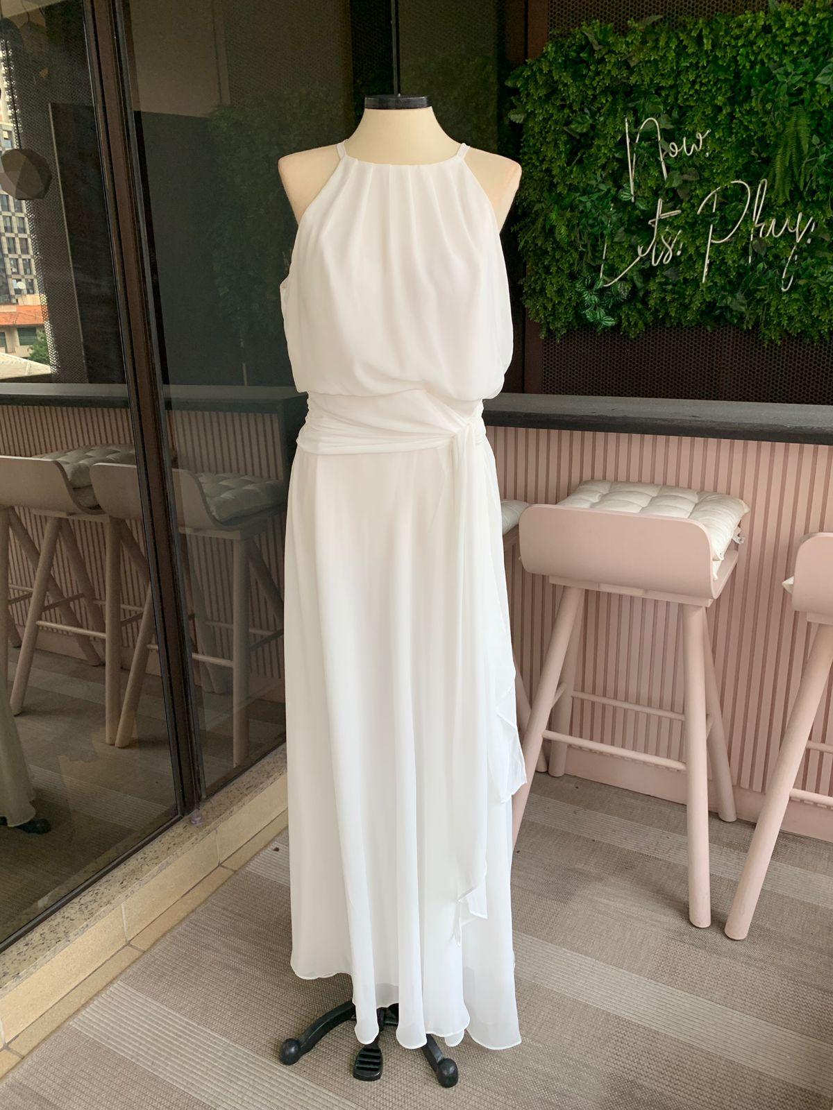 Vestido Sevilha Branco