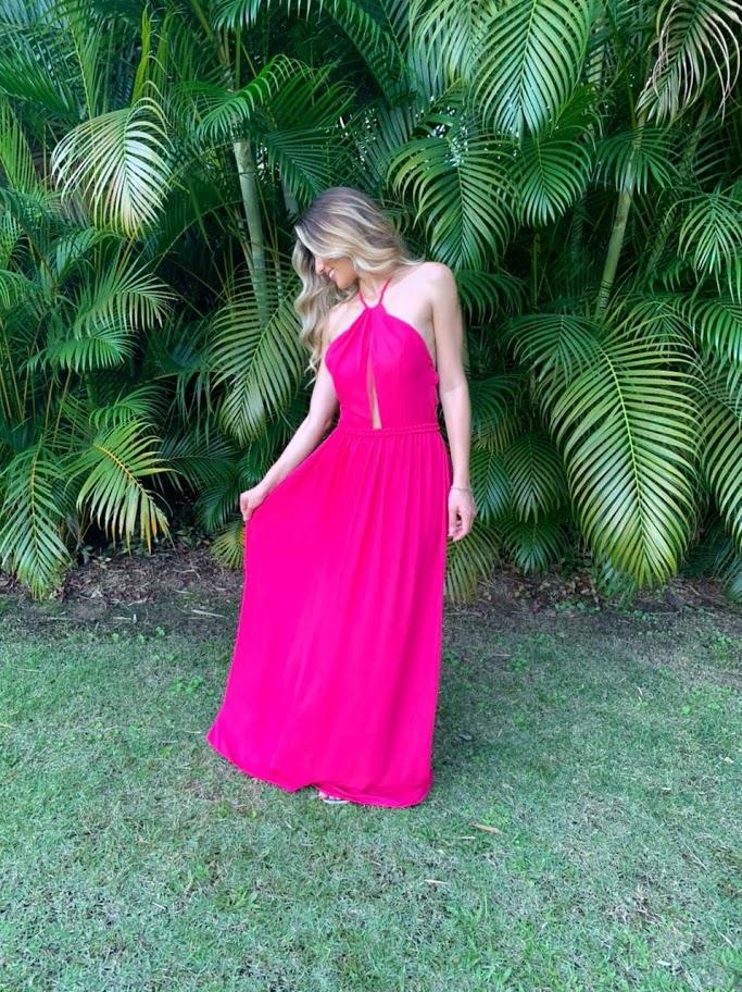 Vestido Toledo Pink