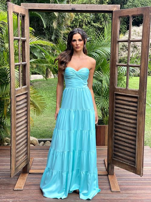 Vestido Trancoso Tiffany
