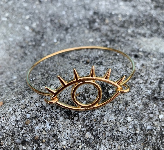 Bracelete Olho Dourado