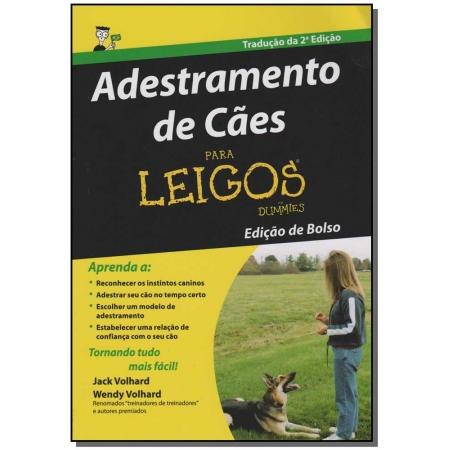Adestramento de Caes Para Leigos - (Ed. Bolso)