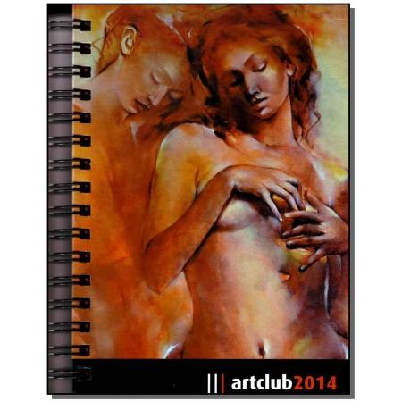 Agenda Art Club 2014