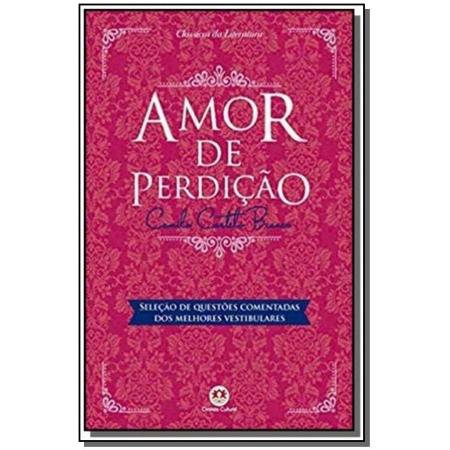 Amor de Perdição - 02Ed/17