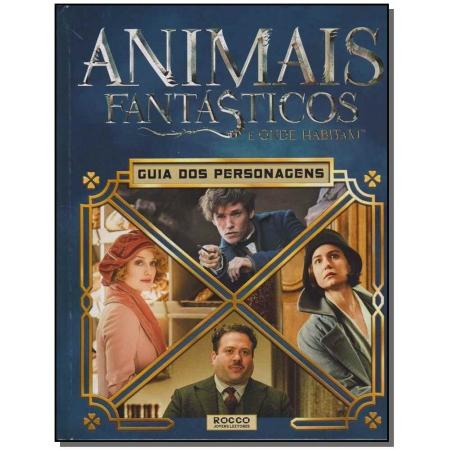Animais Fantasticos - Guia Dos Personagens