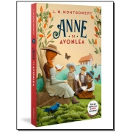 Anne de Avonlea - (Vol. 2 da Série Anne de Green Gables)