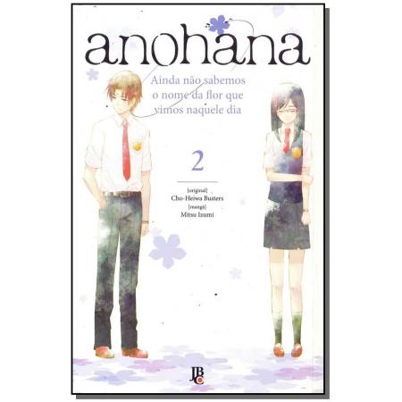 Anohana - Vol. 02