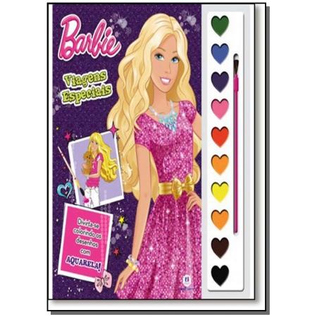 Aquarela - Barbie - Viagens Especiais