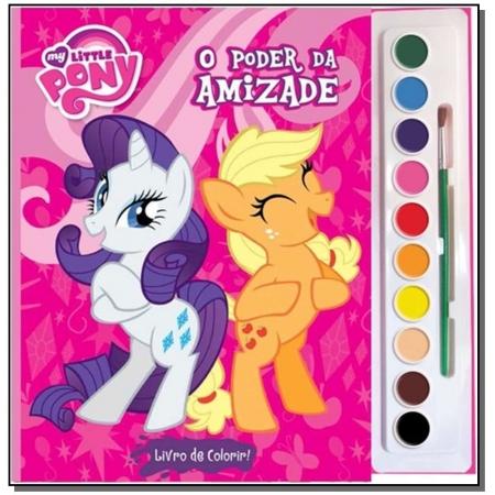 Aquarela - My Little Pony - o Poder Da Amizade