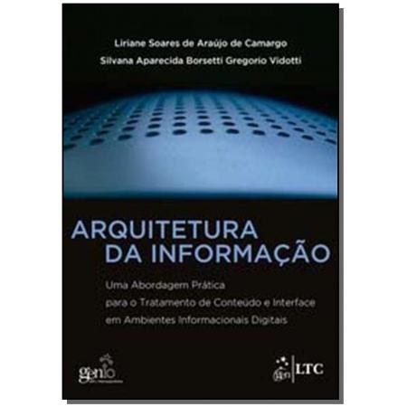 Arquitetura Da Informacao - Uma Abordagem Pratica