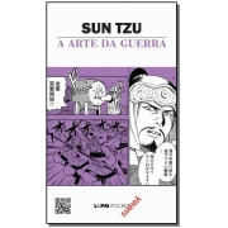 Arte Da Guerra, a - Bolso - Manga